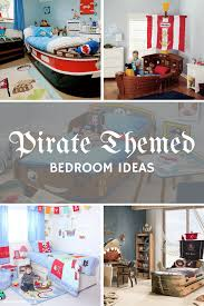 pirate themed bedroom ideas