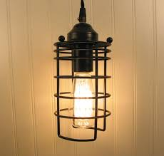 diy edison bulb chandelier lantern light fixture with crown molding and window molding