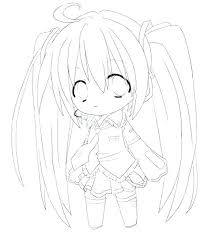Coloring Anime Pages Cartoon Cat Coloring Pages Coloring Anime Pages