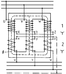 3 phase welding transformer diagram wiring diagram for you • electrical machines rh fastonline org delta transformer diagram delta transformer diagram