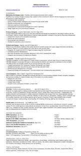 Resume Navigation Designed By Serena Resume 34