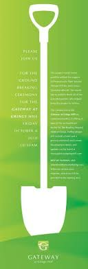 groundbreaking ceremony invitation sample 10 best invite ground breaking images invite invitation invitations