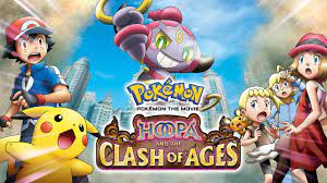Pokemon The Movie Hoopa And Clash Of Ages HD Download