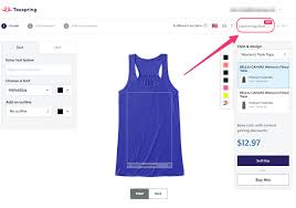 Teespring Saved Designs Accessing Campaigns Drafts Duplicating Campaigns