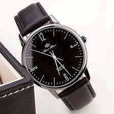 aliexpress com buy shipping relogio leather strap classic shipping relogio leather strap classic fashion clock casual watches quartz unisex men women couple