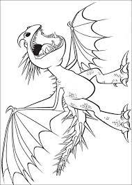 Kleurplaten En Zo Kleurplaten Van How To Train Your Dragon Hoe