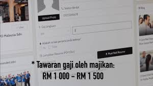 reasons why you didn t get any phone call for an interview  if the job offers you rm2 000 then your salary should be in the range never demand more when you re applying for a job if you have valid reasons