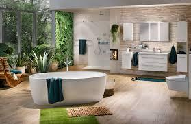 Bringen Sie Die Unbeschwertheit Der Natur In Ihr Badezimmer Mm