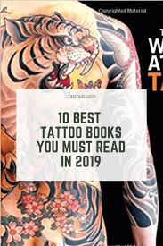 10 Best Tattoo Books Of 2019 A Must Read Tatshubcom