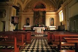 Risultati immagini per Chiesetta di Santa Marta a Novara interno immagini