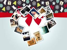 Birthday Card Collage Photo Template Vitaminac Info