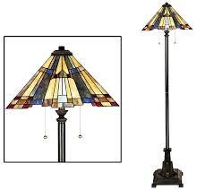 elstead quoizel inglenook tiffany floor lamp valiant bronze qz inglenook fl none