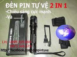 Diễn đàn Dự Toán XLS 2011 • Xem chủ đề - Đèn pin tự vệ chích điện + siêu  sáng