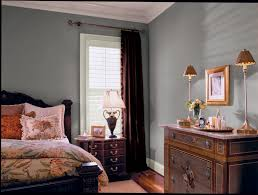 Wood Color Paint Paint Colors For Bedrooms With Dark Wood Furniture Explore