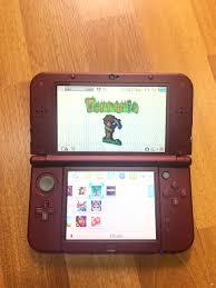 New 3DS XL đã hack