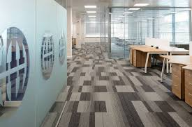 office tiles. Balance Atomic, Zip Carpet Tiles In Offices, Newcastle Office -