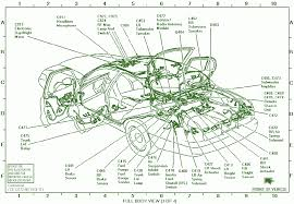 1999 mustang speaker wiring diagram wirdig cluster wiring diagram on radio wiring diagram for 91 chevy s10
