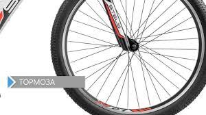 Обзор <b>велосипеда STELS Focus V</b> 18-sp 2018 - YouTube