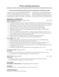 Incident Management Resume Example Wealth Management Resume Sample Nardellidesign 14
