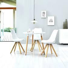 Tolle Kleiner Esstisch Weij Fjord Square Dining Table Oak White