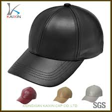 china custom uni plain blank leather baseball hats caps china baseball cap hats caps