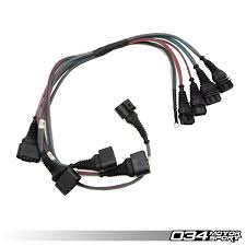 ignition solutions 034motorsport  at 98 Audi A4 1 8t Custom Wiring Harness