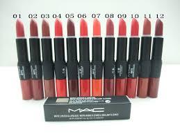 mac makeup matte lipstick. mac black lipstick matte long lasting lip moisturizer products makeup 12 colors