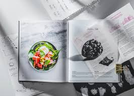 Culinary Design Concepts Editorial Design Play Cook Kiss Culinary Tricks