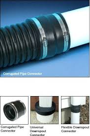 home depot drainage pipe 4 inch corrugated