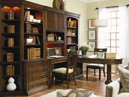 wall units for office. hooker furniture cherry creek wall unit with partner desk - item number: 258-70 units for office