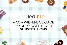 Thm Sweetener Conversion Chart Swerve Comprehensive Guide To Keto Sweetener Substitutions Ruled Me