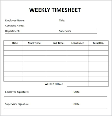 Bi Monthly Template Free Weekly Timesheet Biweekly Time Card ...