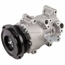 AC Compressors - Compressor with Clutch for Toyota Camry, OEM REF ...