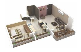 One Bedroom Apartment Floor Plans At Popular Wonderful One Bedroom - Rental apartment one bedroom apartment open floor plans