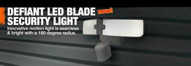 indoor led lighting fixtures. defiant led blade security light indoor lighting fixtures
