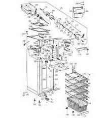similiar ge profile parts keywords ge refrigerator wiring diagram moreover ge profile refrigerator parts