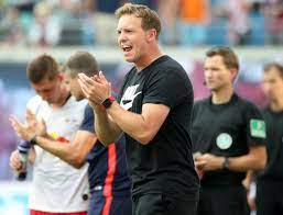 Rb leipzig coach julian nagelsmann speaks to reshmin choudhury after his side's 'deserved' julian nagelsmann became the youngest coach in bundesliga history when he was appointed by. Nagelsmann I M Not Assuming That I Ll Ever Become Germany Coach