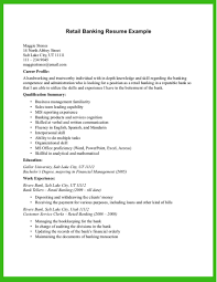 Cover L Perfect Retail Banking Executive Cover Letter Resume Cover