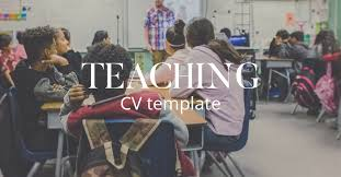 Cv For Teacher Cv Template A Complete Guide To Writing A Teacher Cv