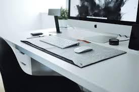 computer desk pads computer desk armrest pads computer desk mats felt desk mat grey