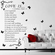 Love Wall Quotes Gorgeous Wall Decals CanadaWall Stickers Love Quotes