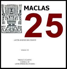 latin american essays maclas 25 cover jpg
