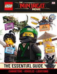 The LEGO® NINJAGO® Movie The Essential Guide (DK Essential Guides): DK:  9781465461179: Amazon.com: Books