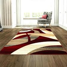 brown and red area rug red and brown area rug home abstract hand woven red tan brown and red area rug
