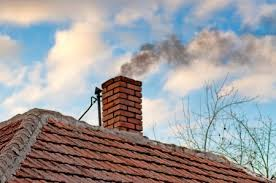 for example the hotter the gasses are inside the chimney compared to the temperature of the outside air the stronger the draft will be