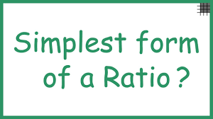 ratios in fraction form what is the simplest form of a ratio youtube