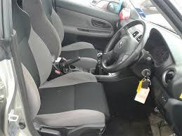 subaru impreza 2006 to 2007 wrx fuse box petrol manual for 7 8