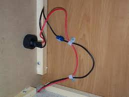 rv volt power outlet modmyrv example wiring of receptacle