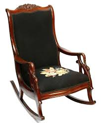 rocking chair covers australia. rocking chair covers for nursery uk antique gooseneck carved with needlepoint upholstery circa 1900s cushions australia