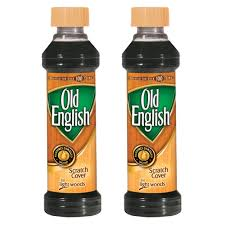 Buy Old English Scratch Cover Polish For Light Woods 8oz